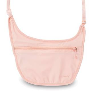 Pacsafe Coversafe S80 - secret body pouch Orchid Pink