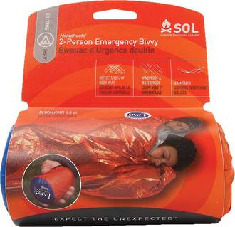Adventure Medical SOL 2-Person Emergency Bivvy