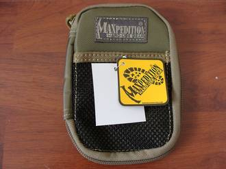 Maxpedition Micro Pocket Case