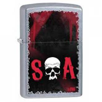 Zippo Sons of Anarchy Skull Lighter
