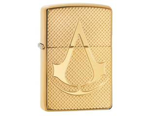 ZIPPO Assassin's Creed Armor Brass Lighter 29519