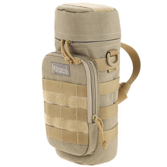 "Maxpedition 10"" x 4"" Bottle Holder - Khaki"