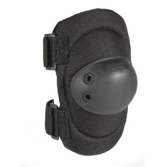 BlackHawk HellStorm Tactical Elbow Pad w/ Talon-Flex Cap, Black