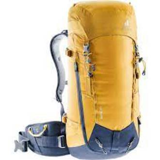 Deuter Guide 34+-Curry-Navy