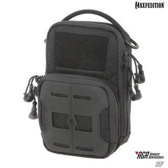 Maxpedition DEP Daily Essentials Pouch Black - DEPBLK