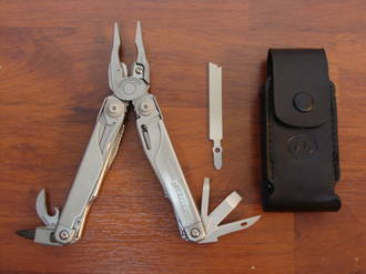 Leatherman Surge Multi-Tool - with Changeable Cutter w/ Sheath