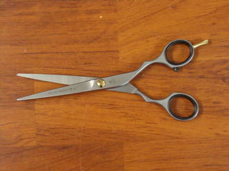 Zwilling J.A Henckels Twinox Hairdressing Scissors satin finish 16cm