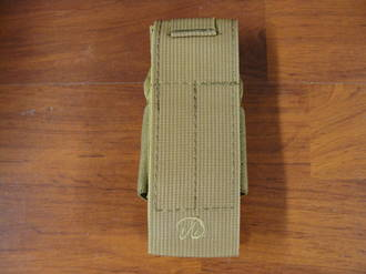 Leatherman Tactical Molle Sheath - Coyote Brown - XL