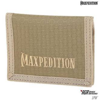 Maxpedition ARG LPW Low Profile Wallet - Tan