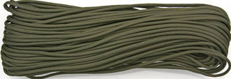 100ft 550 Parachute Cord/Paracord OD Green