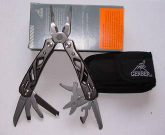 Gerber Suspension Multi-Plier