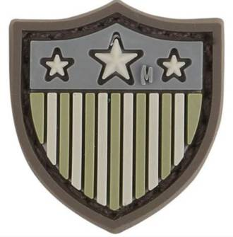 MAXPEDITION USA SHIELD MICRO MORALE PATCH
