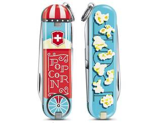 VICTORINOX CLASSIC 1910 LET IT POP*!  LIMITED EDITION