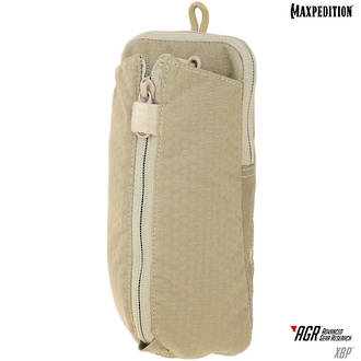 Maxpedition Expandable Bottle Pouch - Khaki