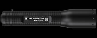 Led Lenser P3R Rechargeable LED Torch 140 Lumens