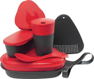 Light My Fire Mealkit 2.0 Red