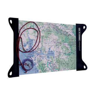 Sea to Summit TPU Guide Map Small