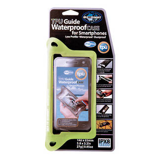 Sea to Summit TPU Guide Waterproof Case Smartphone