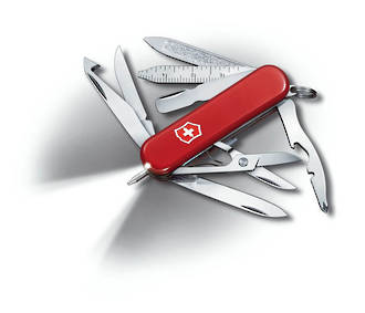 Victorinox Midnite Mini champ Swiss Army Knife