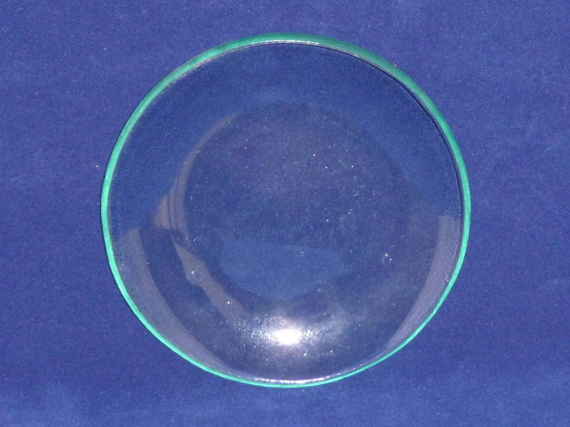 Candle plate 100mm round