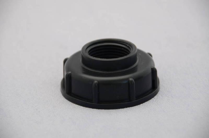 IBC Cap Coarse Thread with step, 25mm BSP