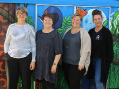 Wharerangi Staff JUNE 2020