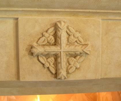 Honeybourne Family crest