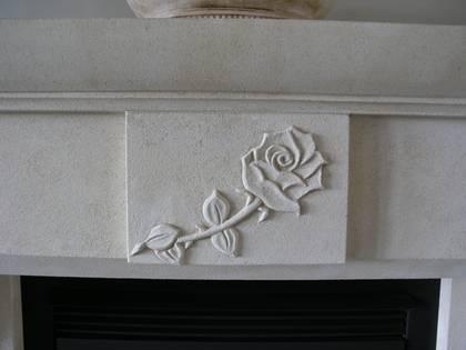'Rose' detail