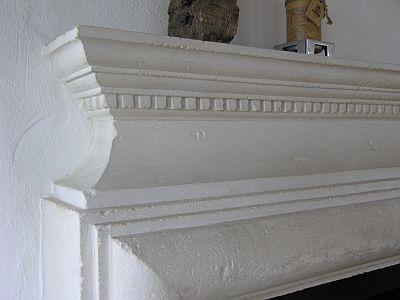 Aged distressed Oamaru Limestone