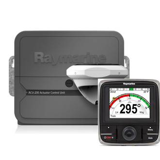 Raymarine EV200 Autopilot with Hydraulic Pump