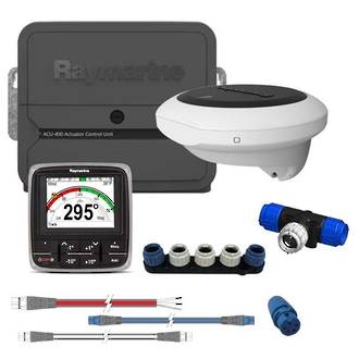 Raymarine EV400 Autopilot with Hydraulic Pump