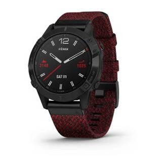Fenix 6 Pro and Sapphire Watch