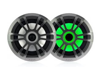 Fusion EL-FL651SPG LED Speakers