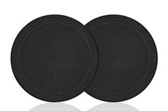Fusion FM-F77RB Black Marine Speakers