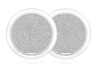 Fusion FM-F77RW White Marine Speakers