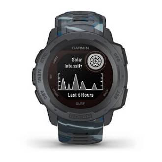 Instinct Solar Smartwatch - Surf Edition (Pipeline)