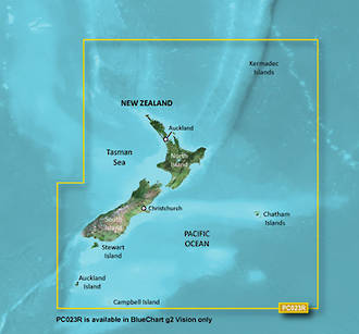 Bluechart Vision NZ