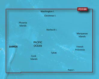 Bluechart Vision Polynesia