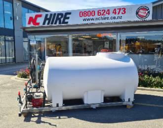 3000L Water Cart-Dust Suppression