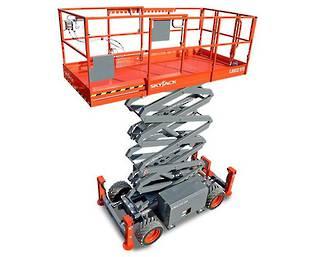 Skyjack 12m Hybrid Scissor Lift