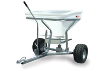 Trailing ATV Spreader