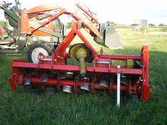 1.5M Rotary Hoe