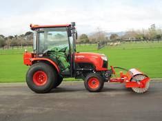 Kubota Tractor Broom