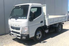 FUSO 3T TIP TRUCK