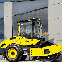 Bomag 7T Construction Roller