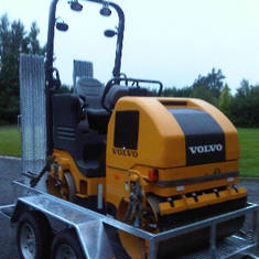 1.7Tn Volvo Double Drum Roller