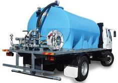 6000L Water Cart-Dust Suppression