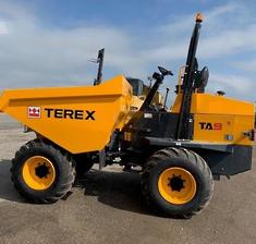 9T Terex Dumper