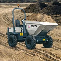 3T Terex Dumper