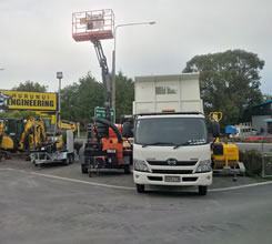 Amberley Head Office Yard Picture